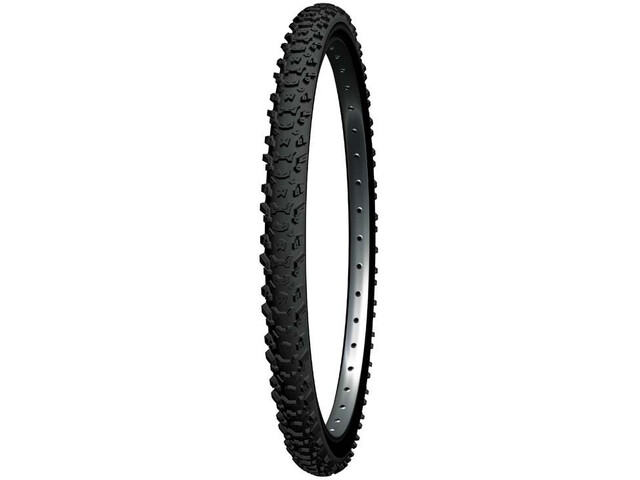 "Michelin Country Mud Cykeldæk 2,00"", black"